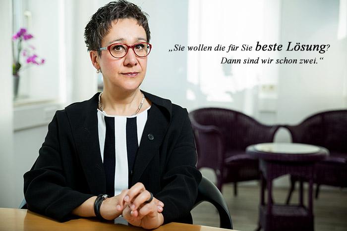 Kerstin Gaida - Rechtsanwältin