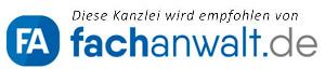 Die Kanzlei Am Markt wird empfohlen von fachanwalt.de